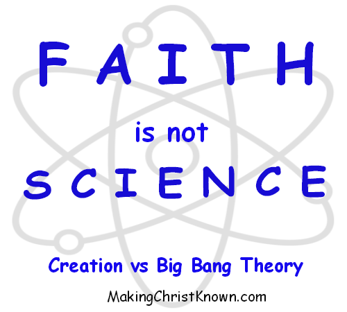 big bang theory vs creationism Creation vs the big bang theory religion as a creative subject 'religious education provokes challenging questions about thenature of reality' (dfe,.
