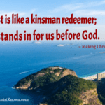 Christ the Kinsman Redeemer Meme