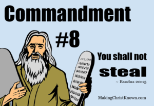 8th commandment