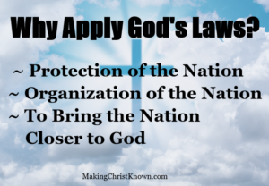 God's law of restitution