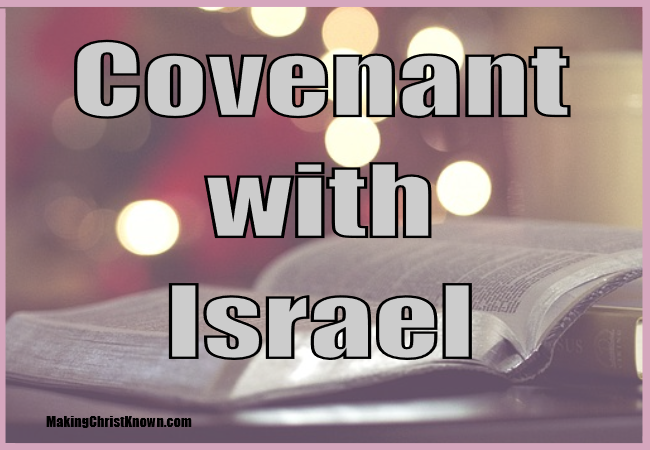 covenant with Israel