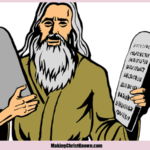 Moses talks about obedience