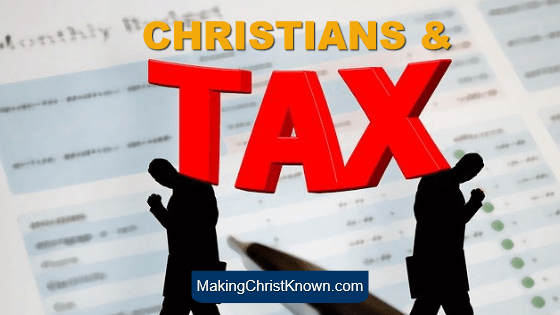 What Did Jesus Say about Paying Taxes?