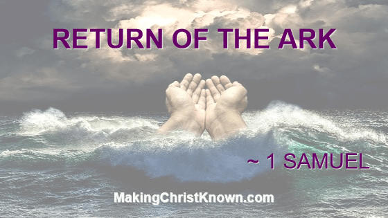 return of the ark