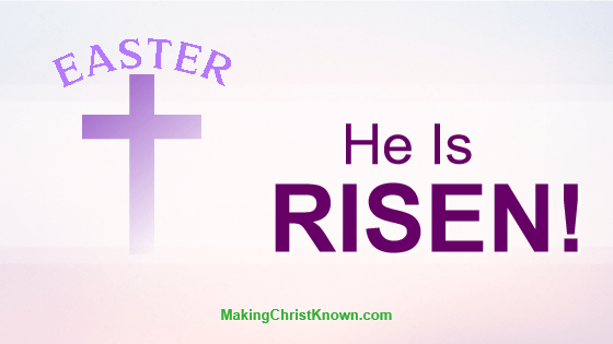 Jesus Rises from the Dead - Miracle of Easter